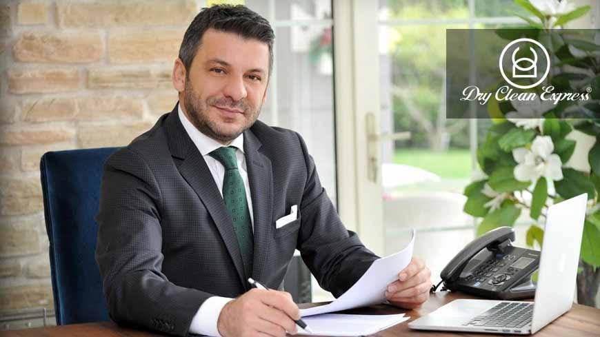 Dry Clean Express Yönetim Kurulu Başkanı Fatih Avşar, Master Franchise modelini Ekonomi Gazetesi okurlarına anlatıyor