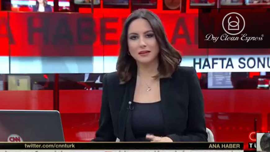 CNN TÜRK // HABER BÜLTENİ DRY CLEAN EXPRESS